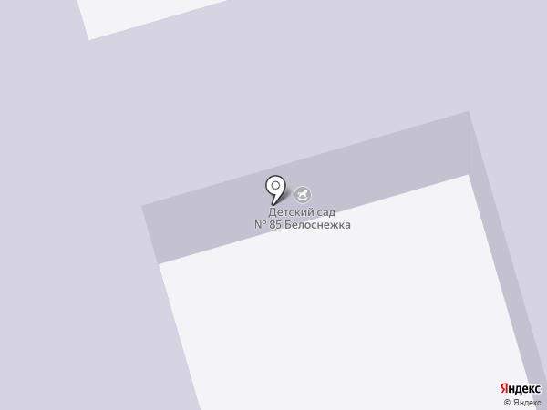 Детский сад №85 на карте Калуги