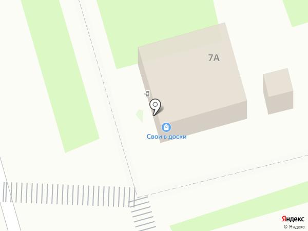 Алкомаркет на карте Калуги