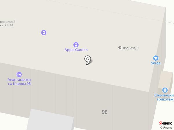 Apple40.ru на карте Калуги