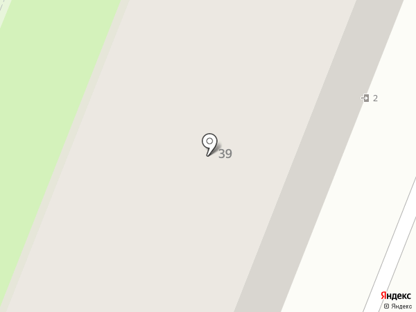 Женская консультация №1 на карте Калуги