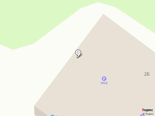 Пятёрочка на карте Калуги