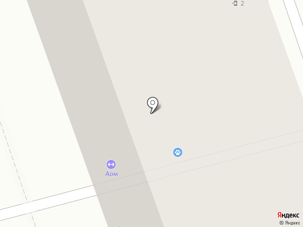 Понарошку на карте Калуги