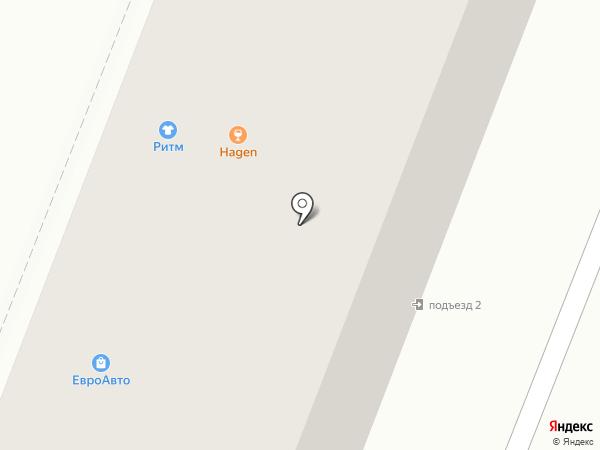 СДЭК на карте Калуги