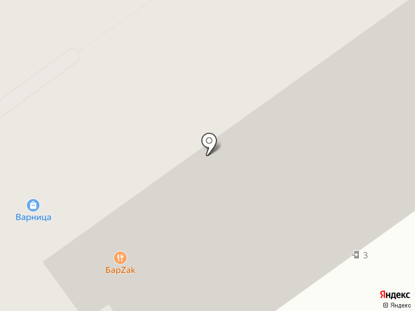 ТехноСонус-Калуга на карте Калуги
