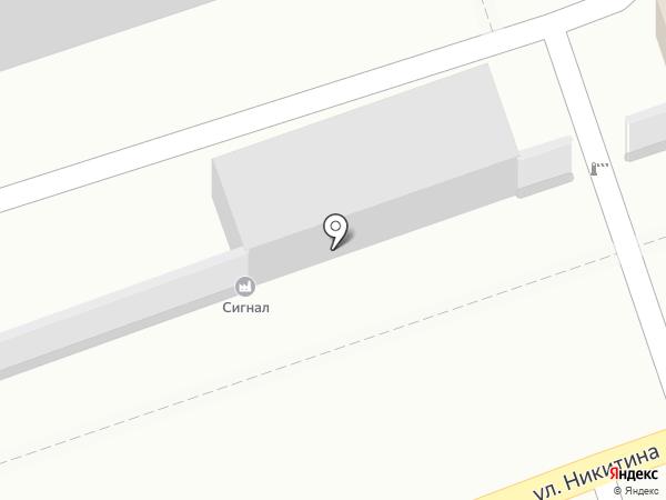 КРЕАТИВ-ЦЕНТР на карте Калуги