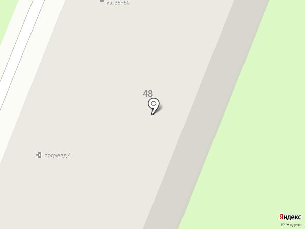 Визит на карте Калуги
