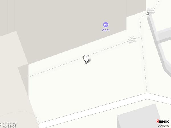 Искусство движения на карте Калуги