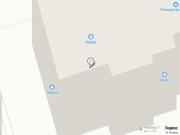 M.Shashkova на карте Калуги