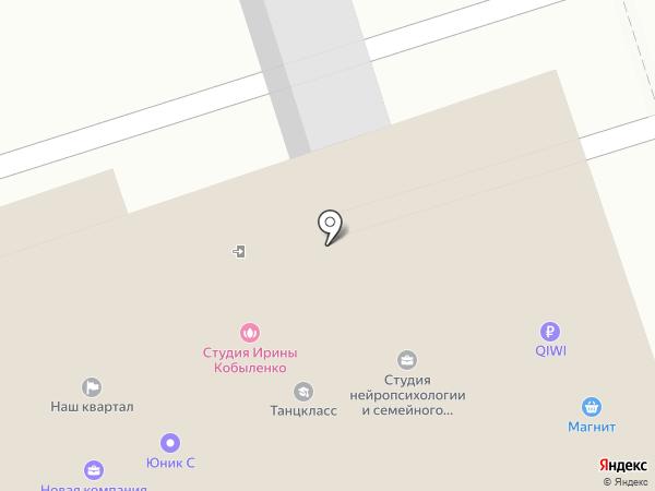 Колибри Travel на карте Калуги