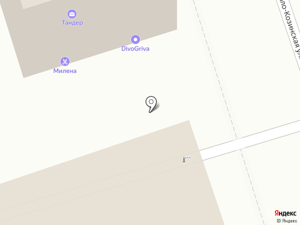 Escuela de tango на карте Калуги