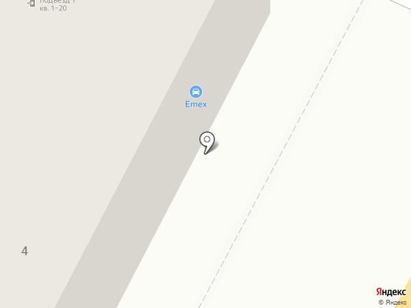 Emex на карте Калуги