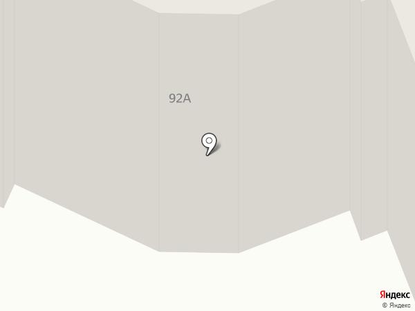 Фермы Ясногорья на карте Калуги