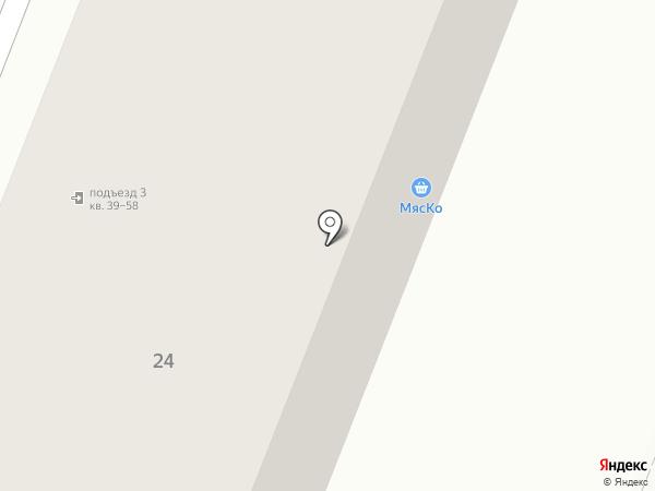 Брабион на карте Калуги