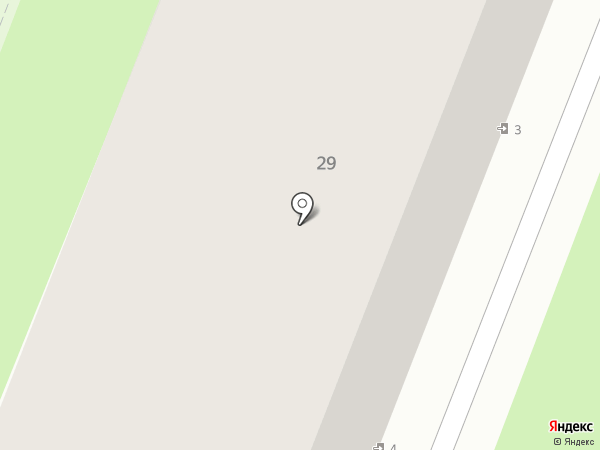 КрепМаркет на карте Калуги