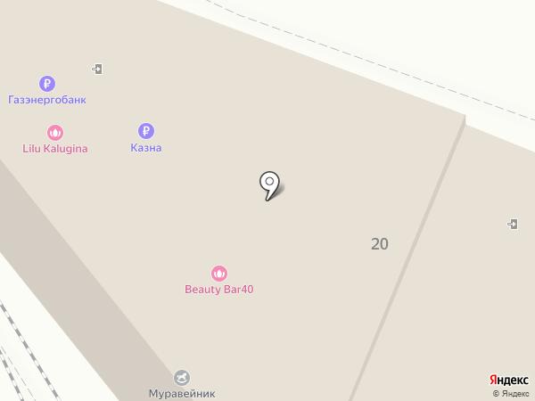 Хит продаж на карте Калуги