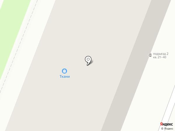 Ажур на карте Калуги