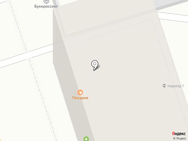 Булкин дом на карте Калуги