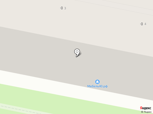 QIWI на карте Калуги