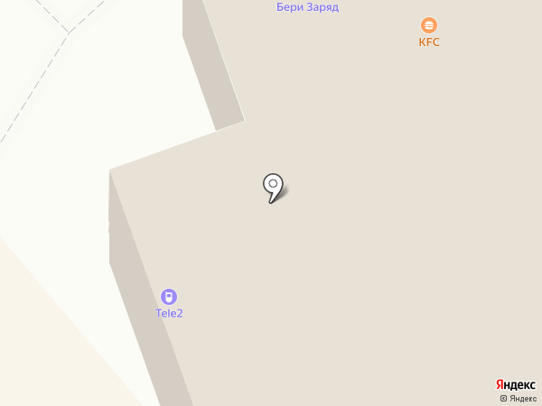 Банкомат, Райффайзенбанк на карте Калуги