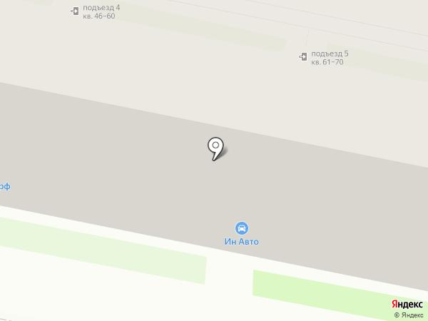 Магазин автозапчастей для Daewoo на карте Калуги