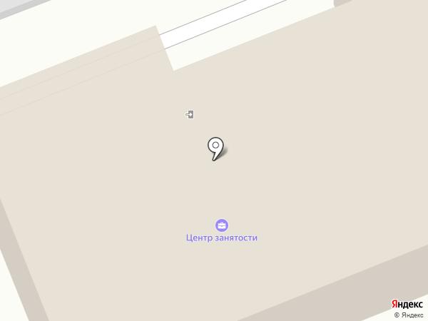 Центр занятости населения г. Калуги на карте Калуги