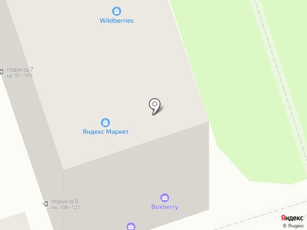 Центр бытовых услуг на карте Калуги