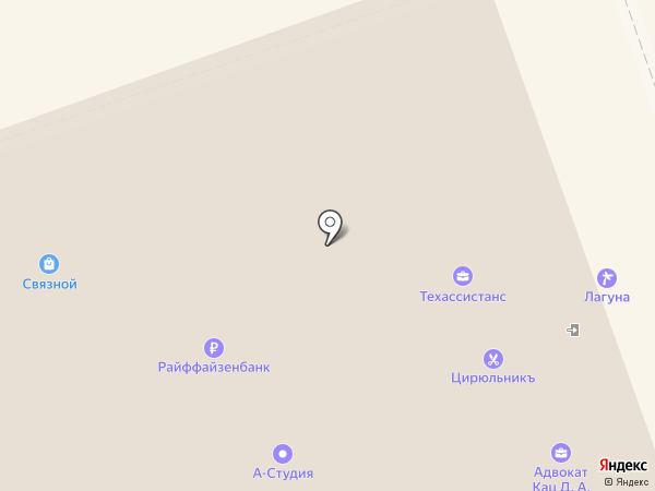 Связной на карте Калуги