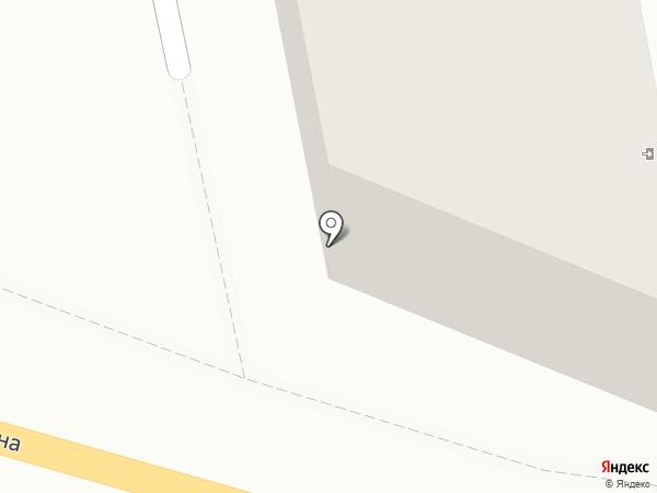 Хмельная кружка на карте Калуги