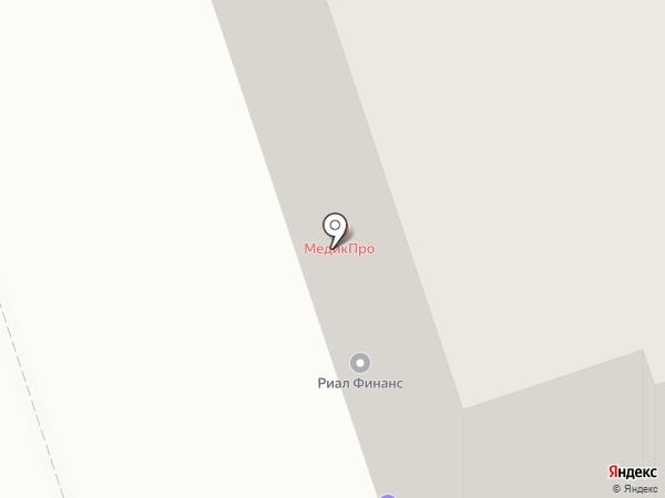 МЕДИКПРО на карте Калуги