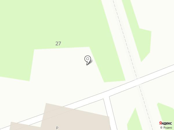 Трасса на карте Калуги