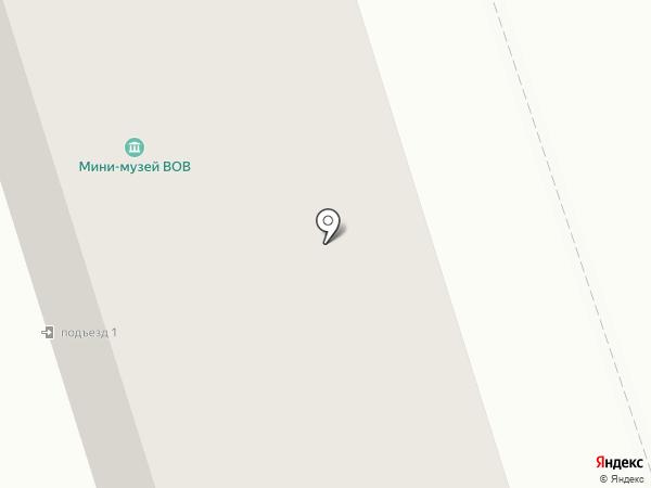 Ирис на карте Калуги