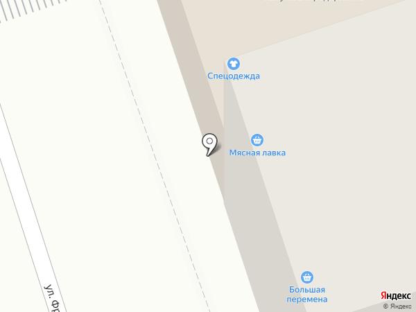 Сосенский приборостроительный завод на карте Калуги