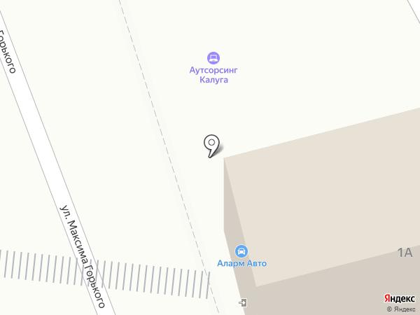 Pit Stop Буфет+ на карте Калуги