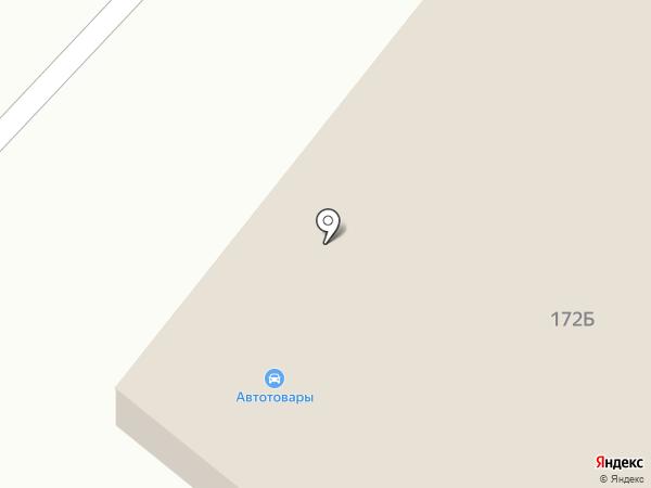 Магазин автозапчастей для отечественных автомобилей на карте Калуги