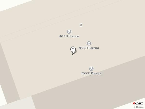 Управление Федеральной службы судебных приставов по Калужской области на карте Калуги