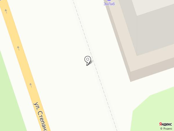 ЭКЦ на карте Калуги