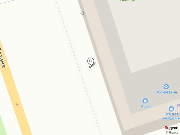 Магазин сантехнического оборудования на карте Калуги