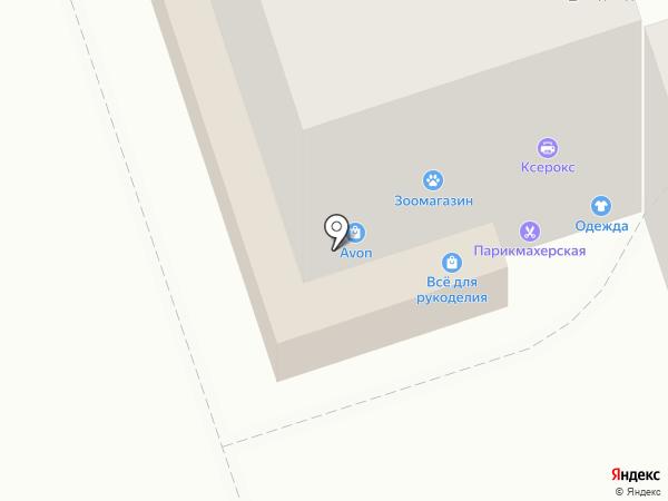 Айболит на карте Калуги