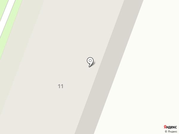 МАК-ЮНИТ на карте Калуги