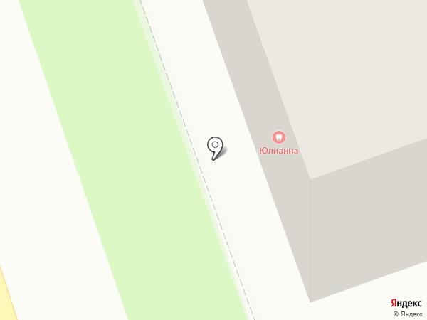 ЮлиАнна на карте Калуги