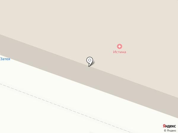Алекспарк на карте Калуги