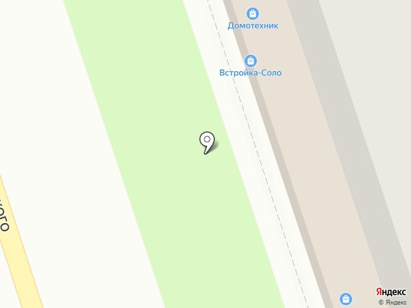 КомфортБТ на карте Калуги