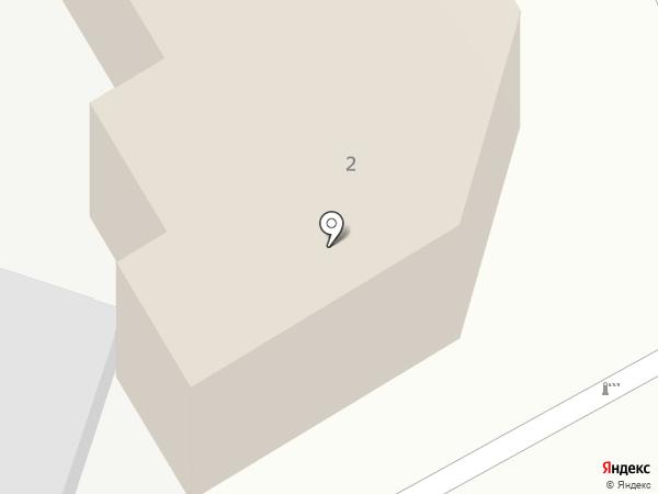 Калугатеплосеть, МУП на карте Калуги