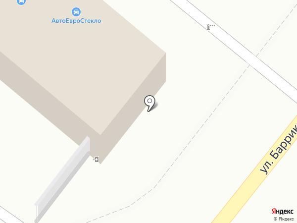 Дебора на карте Калуги