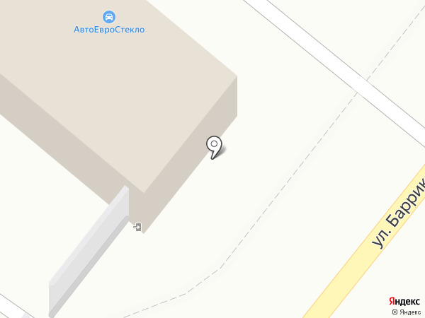 АВТОЕВРОСТЕКЛО на карте Калуги