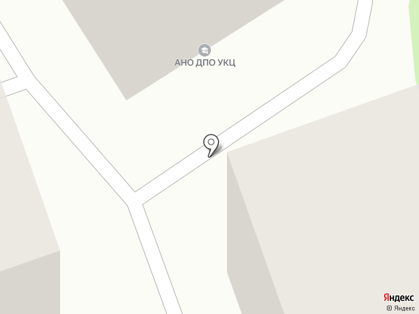 Учебно-курсовой центр, АНО на карте Калуги