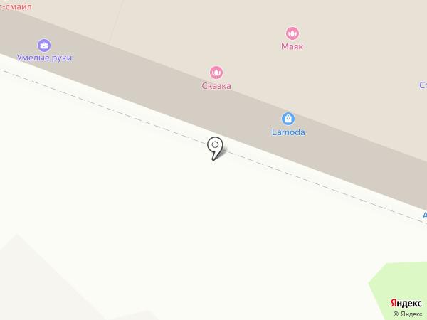 АвтоПроспект на карте Калуги