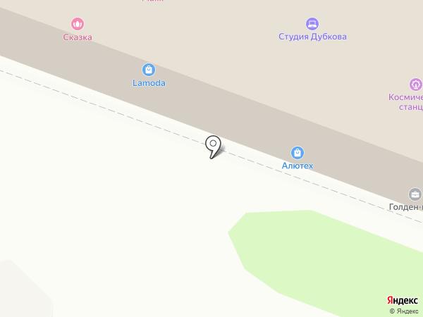 БЕГЕМОТиК на карте Калуги