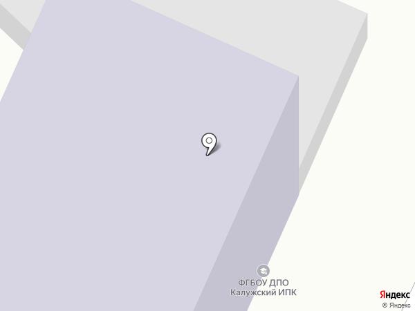 Агро-Вектор на карте Калуги