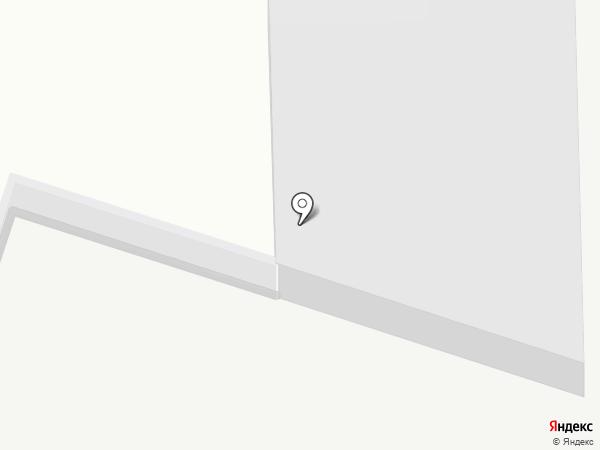 Меридиан на карте Калуги